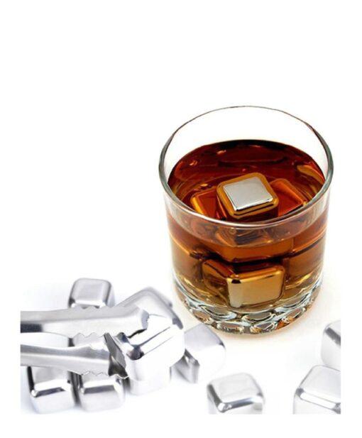Whiskysten af staal
